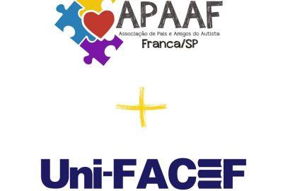 Parceria entre o Uni-FACEF e a APAAF atende crianças autistas