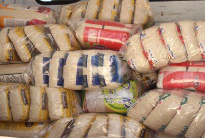 Alimentos arrecadados no Trote Solidário Uni-FACEF 2021 são entregues a entidades