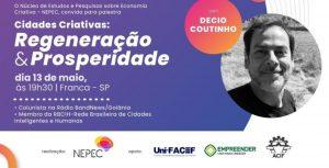 Com o apoio do Uni-FACEF, núcleo de pesquisa da ACIF promove debate sobre economia criativa