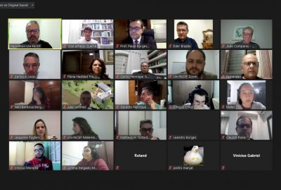 Equipes apresentam os projetos desenvolvidos no V HACKATHON Uni-FACEF